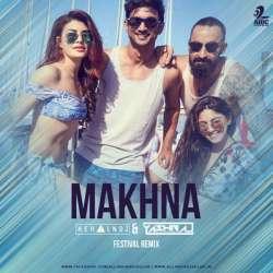 Makhna (Festival Mix) - NehalNDJ X DJ Yashraj Poster
