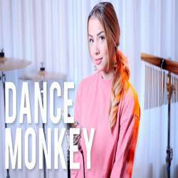Dance Monkey Cover Poster