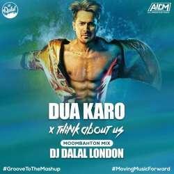 Dua Karo x Think About Us (Moombahton Remix) Poster
