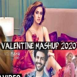 Valentines Love Mashup 2020 - Kedrock Sd Style n VDJ Mahe Poster