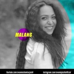 Malang Title (DJ Club Mix) - Akhil Thakur Poster