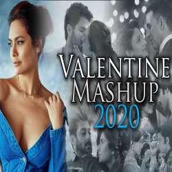 Valentine Mashup 2020 - DJ Mudit Gulati Poster