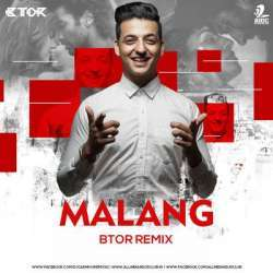 Malang (Remix) - BTOR Poster