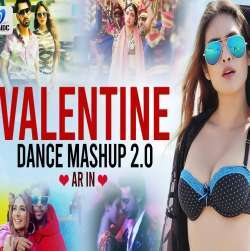 Valentine Dance Mashup 2.0 - Ar In Poster