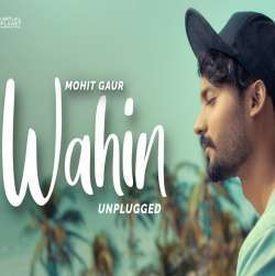 Wahin (Unplugged) Poster