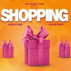 Shopping Cover Poster