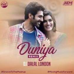 Duniya (Satyajeet Jeena Remix) Poster