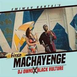 Fir Se Machayenge Remix - Black Vulture Poster