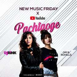PACHTAOGE Remix - Dj Rink Poster