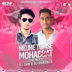 Mujhe Tumse Mohabbat Hai (Remix) Poster