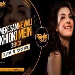 Mere Samne Wali Khidki Mein (Remix) Poster