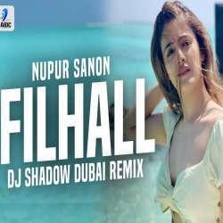 Filhall (Cover Remix) - DJ Shadow Dubai Poster