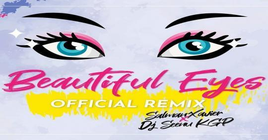 Beautiful Eyes (Official Remix) Dj Seenu KGP Mp3 Song Download - PagalWorld
