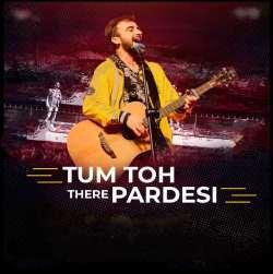 Tum To Thehre Pardesi Poster