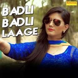 Badli Badli Laage Poster