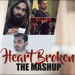 Heart Broken Mashup Poster