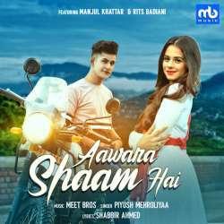 Teri Hi Galiyon Mein Awara Shaam Hai Poster