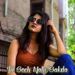 Tu Soch Nahi Sakda Poster