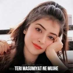 Teri Masumiyat Ne Mujhe Poster