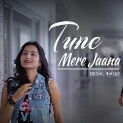 Tune Mere Jaana Poster