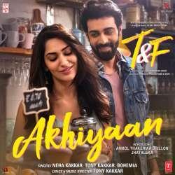 Akhiyaan Poster