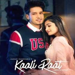 Kaali Raat Poster