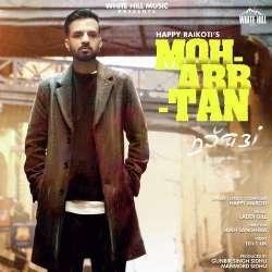 Mohabbtan Poster