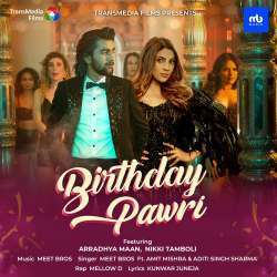 Birthday Pawri Poster