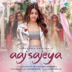 Aaj Sajeya Ae Ve Poster