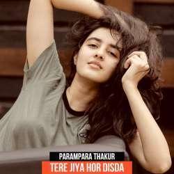 Tere Jiya Hor Disda Poster