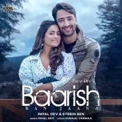 Baarish Ban Jaana Poster