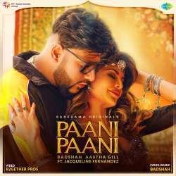 Paani Paani Poster